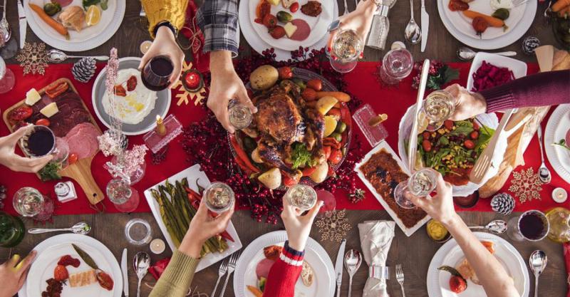 Menus de Noël : les repas traditionnels du monde entier